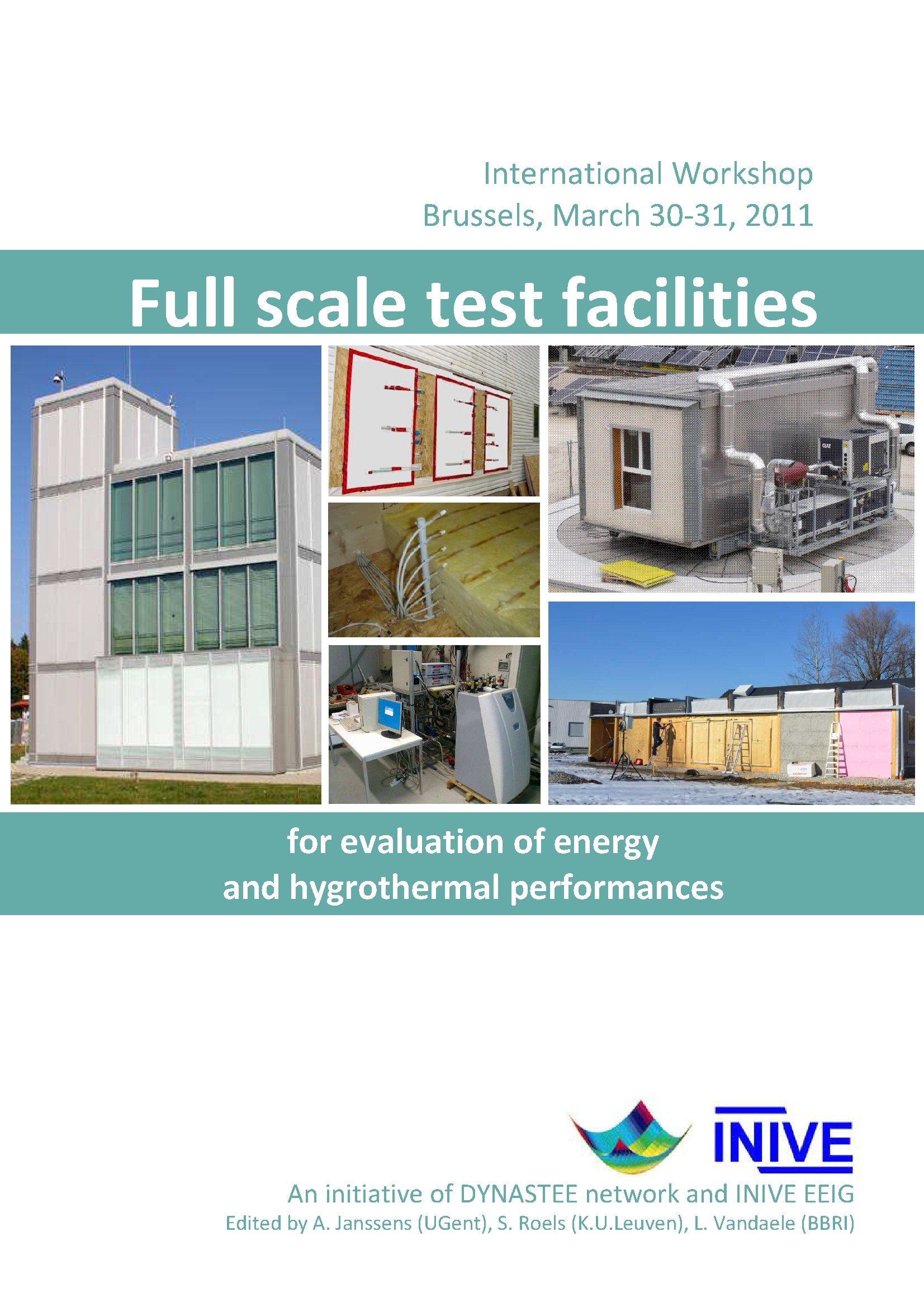 Large Test Facilities book